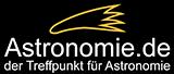 Logo von Astronomie.de