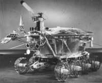 LUNOCHOD 1 (Bild der NASA)