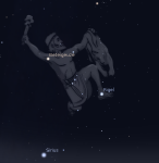Orion Bild
