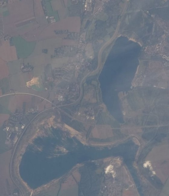 September 20012 (Bild der NASA)