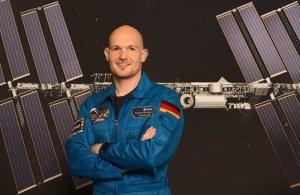 Alexander Gerst (Photo: ESA)