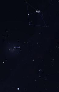 Sternbild Fuhrmann