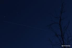 ISS Überflug am 18.04.2015