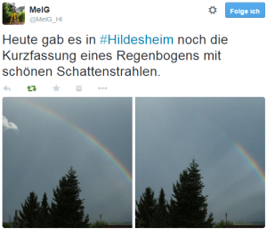 Regenbogen @MelG