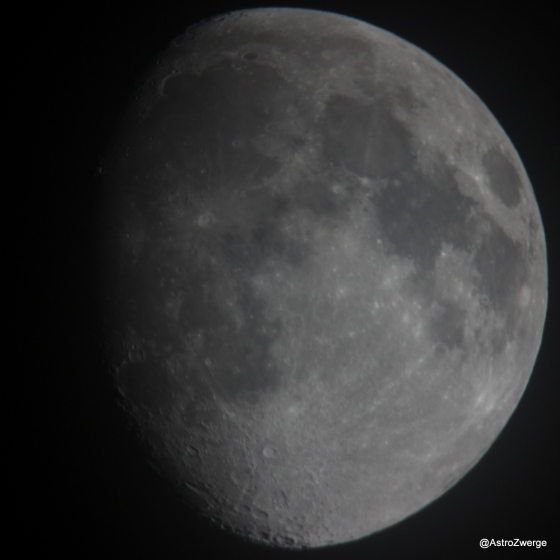 "11 1/2 Tage ""alter"" Mond"