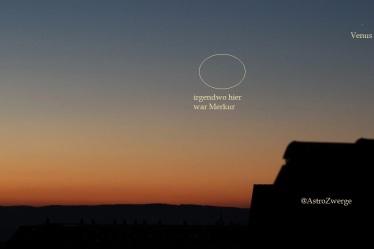 """Venus und """"Merkur"""""""