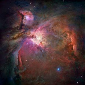 Von NASA, ESA, M. Robberto (Space Telescope Science Institute/ESA) and the Hubble Space Telescope Orion Treasury Project Team