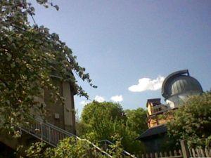 die beiden Sternwarten in Jena
