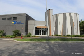Emera Astronomy Center mit Planetarium