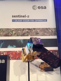 das Sentinel-2 Model