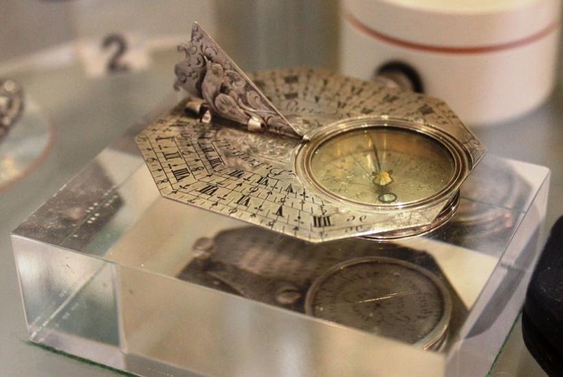 im Herschelmuseum Bath UK