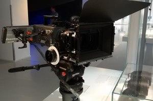 Filmkamera mit ZEISS Objektiv