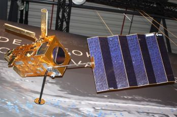 MetOp-C Satellit
