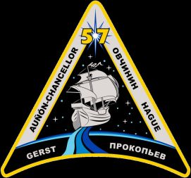 ISS_Expedition_57_Patch