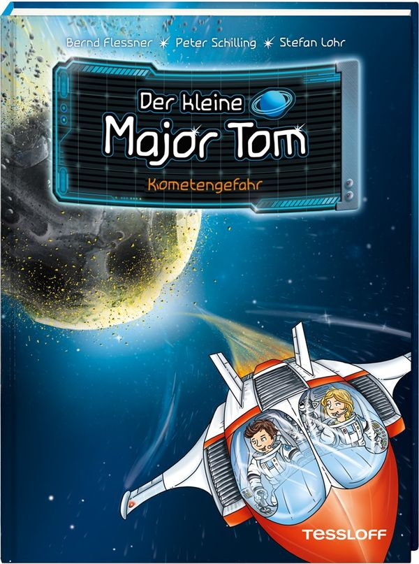 "Coverbild ""Der kleine Major Tom - Kometengefahr"""