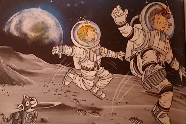 Stella Tom auf dem Mond_600