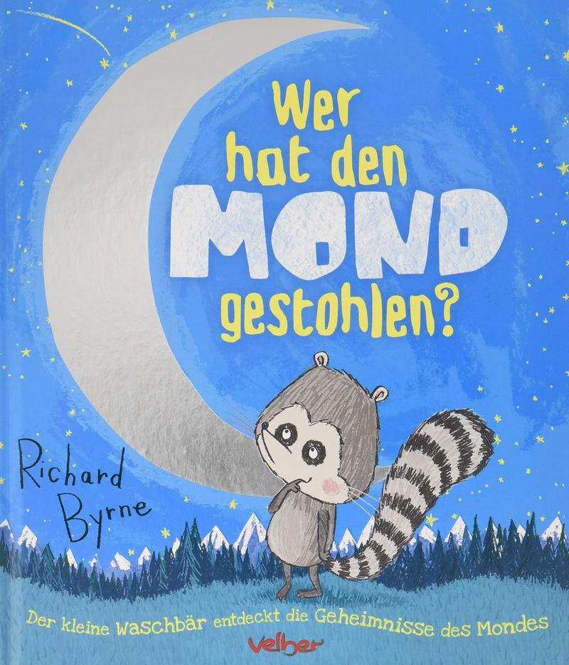 """Cover Buch """"Wer hat den Mond gestohlen"""""""