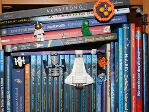 Kinderbücher zu Astronomie, Raumfahrt und Weltall